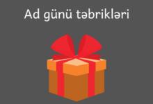 Photo of Ad Günü Təbrikləri (2021)✅