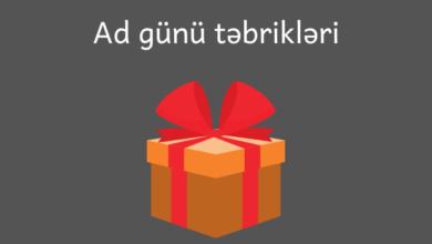 Photo of Ad Günü Təbrikləri (2020)✅