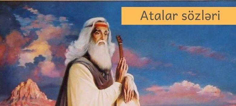 Photo of Atalar Sözləri ✅