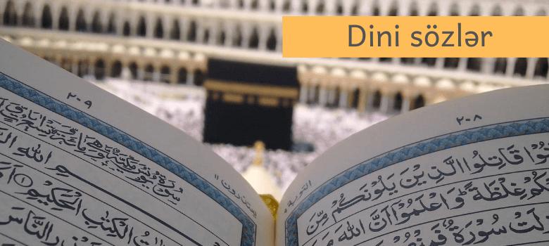 dini soz ve dualar 2020