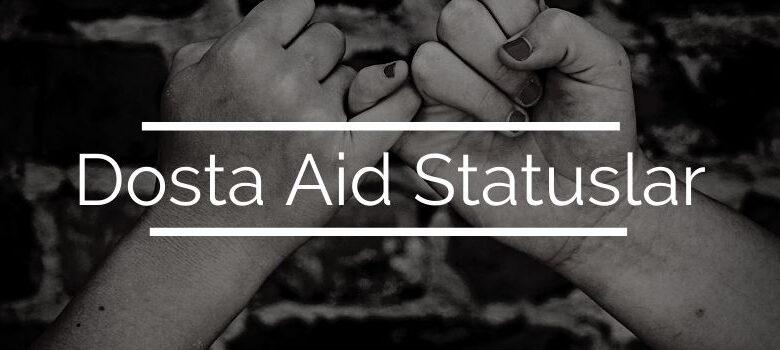 dosta aid statuslar 2020