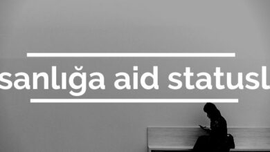 Photo of İnsanliga aid statuslar (2021) ✅