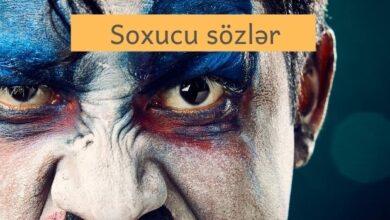 Photo of Söz Soxucu sözlər (2021) ✅
