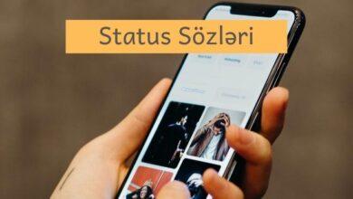 Photo of Status Sözləri (2021) ✅