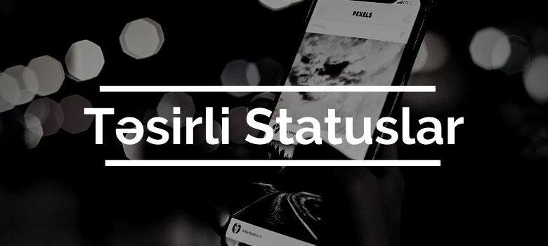 Photo of Tesirli Statuslar (2020) ✅
