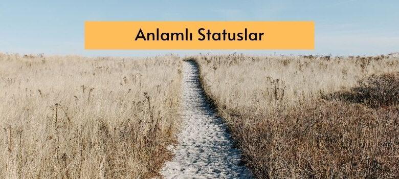 Photo of Anlamli Statuslar (2020) ✅