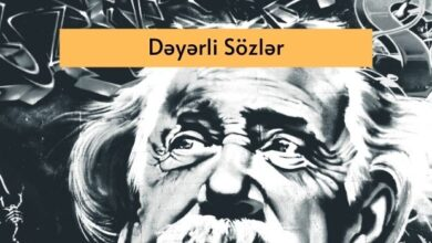 Photo of Dəyərli Sözlər və Kəlamlar  ✅