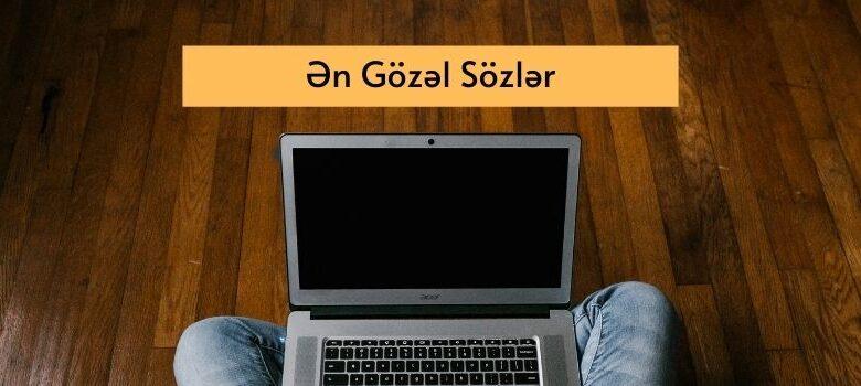 Photo of Gözəl Sözlər (2021) ✅