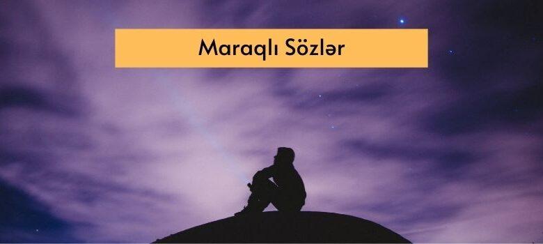 Photo of Maraqli Sozler, Səkillər (2020) ✅