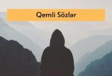 Photo of Qəmli Sözlər (2021) ✅