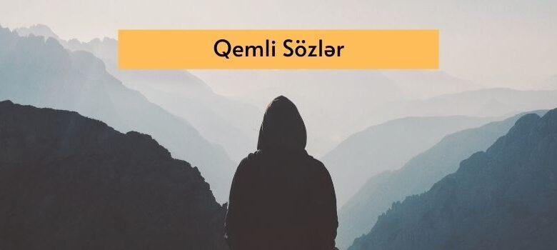Photo of Qəmli Sözlər (2020) ✅