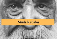 Photo of Mudrik sozler