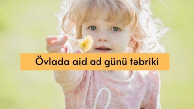 Photo of Ovlada aid ad gunu tebriki