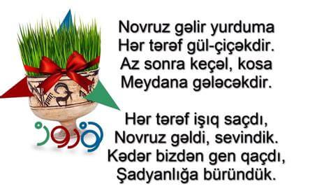 Novruz sekilleri