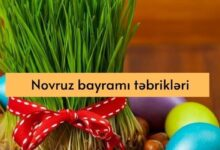 Photo of Novruz bayrami tebrikleri (2021)