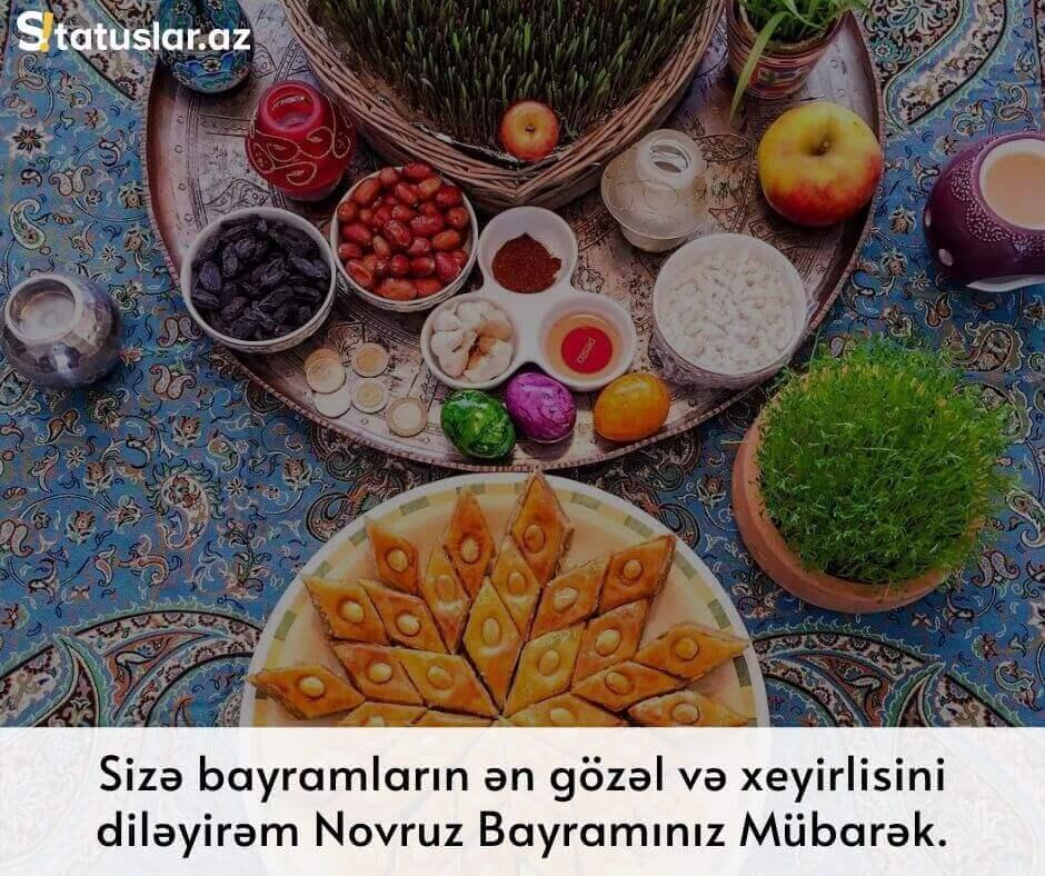 Novruz bayrami sekilleri