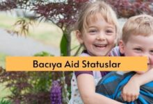 Photo of Bacıya aid statuslar