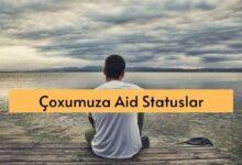 Photo of Coxumuza aid statuslar