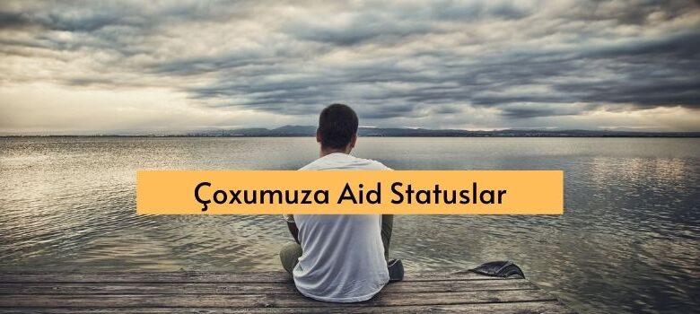 Coxumuza aid statuslar