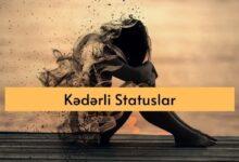 Photo of Kederli statuslar