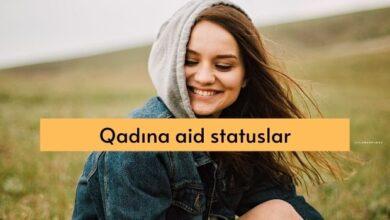 Photo of Qadina aid statuslar