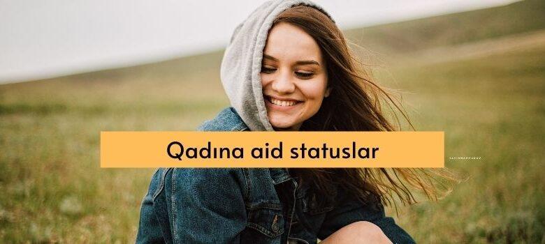 Qadina aid statuslar
